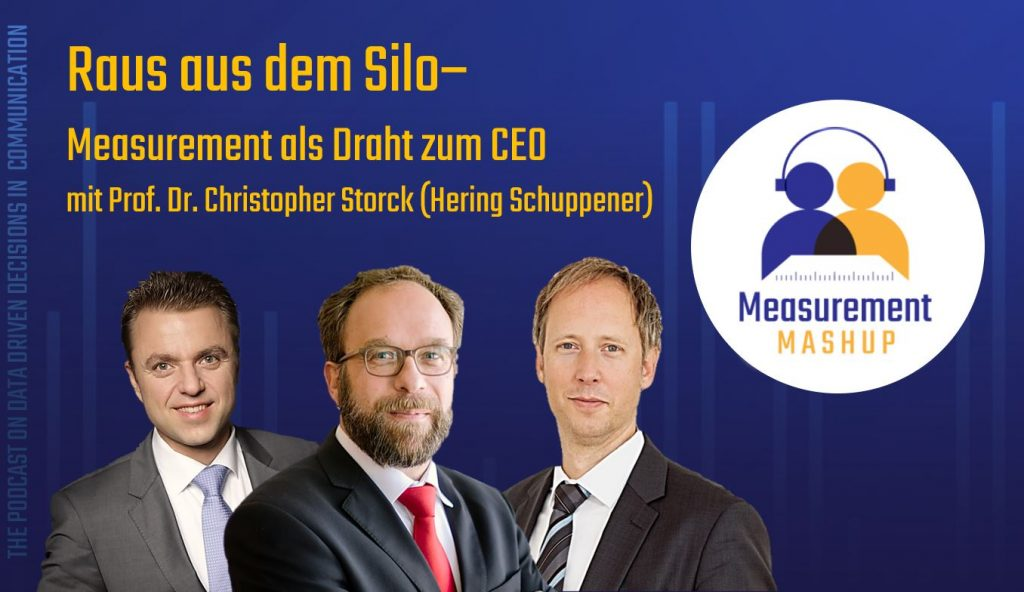 Measurement Mashup Podcast 4 mit Christopher Storck